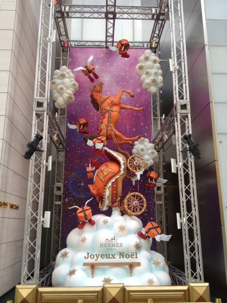 new arrival e1748 443e0 siena blog » Blog Archive » 心斎橋エルメスのクリスマス ...